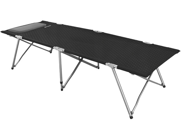 Outwell Posadas Foldaway Bed Single black